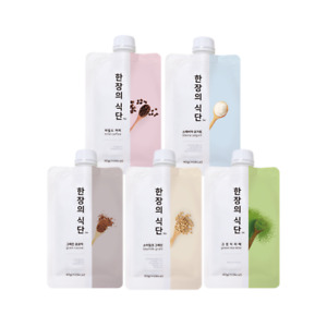[Protein Korea] A Piece of Diet Menu [1.4oz / 40g] 5 Flavor Powder Shake Meal
