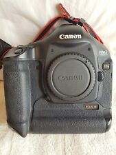 Canon 1Ds Mark III Pro Full Frame 35mm Digital Camera Body.