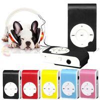 Mini Reproductores de MP3 Player Support Micro SD TF Music Media Envío gratuito