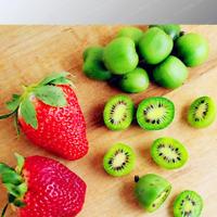 Kiwi Fruit Bonsai Mini Berry Delicious Vegetable Home Garden NEW H 100 PCS Seeds