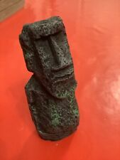 latex mould to make a Medium Sized easter island head