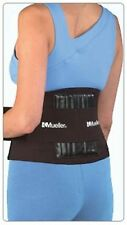 Mueller Adjustable Back Brace Support Belt Black 4581