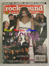 rivista ROCK SOUND 94/2006 +CD Lacuna Coil +POSTER Fall Out Boy/Bleeding Through