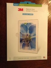 3M Apple iPad 2 Screen Protector. Brand New. Ultra-Clear and Durable