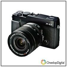 Fujifilm Face Detection Digital Mirrorless Interchangeable Len Cameras