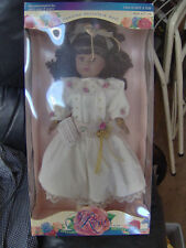 Victorian Rose Collection Special Edition Doll-Dark Skin