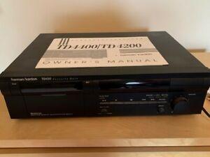 Harmon Kardon TD4200 Cassette Deck