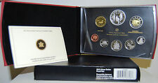 Canada 2012 Silver/ Dollar Proof Set / KMS silber Portamonete Argento