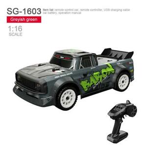 Wltoys K989 1/28 2.4G 4WD Brushed RC Remote Control Rally Car RTR W/Transmitter