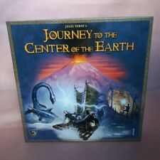 Journey to the Center of the Earth Mayfair Board Game 2008 Complete Excellent