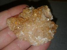 Nice gem specimen of hyalite opal! Green in SW-UV - San Luis Potosi, Mexico! M18