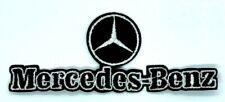 MERCEDES BENZ PATCH EMBLEM BADGE  EMBROIDERED IRON ON *1732