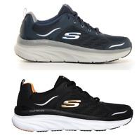 Skechers Uomo D'Lux Walker Scarpe Sportive Comode Memory Sneaker Camminata