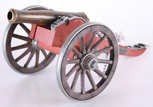 China Made CN210491 The Civil War 1861-1865 Kanone Braun/Grau