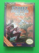 SEALED Street Fighter 2010 The Final Fight Nintendo Nes Capcom