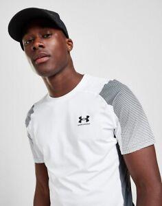Under Armour HeatGear MK-1 T-Shirt Mens Gym New Tags