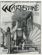 Warhammer Fantasy RPG Warpstone Magazine #15 Hogshead *FS