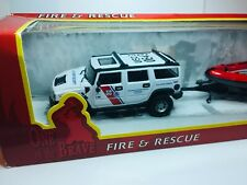 Hummer H2 US Coast Guard (Gearbox Toys 1:43) Very Rare