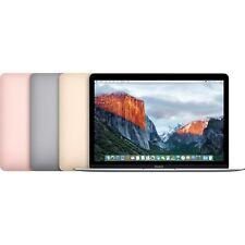 """Apple MacBook Retina 12"""" Laptop Intel Core M Dual Core 8GB 512GB SSD - MF865LL/A"""