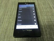 LG LUCID - (VERIZON WIRELESS), CLEAN ESN, WORKS, PLEASE READ!! 24406