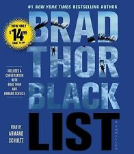 Black List by Brad Thor (2014, NEW, 5-CD Set, Abridged) #1 New York Author