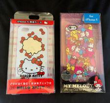 Sanrio My Melody Iphone 5 Hard Case Lot New Hello Kitty