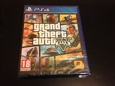 GTA V // GTA 5 // GRAND THEFT AUTO FIVE PS4 - Edition Française - Neuf