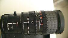 Fujinon TV zoom 10.5-147mm f1.9 macro c mount  lens j5 bolex parfocal bmpcc GH4