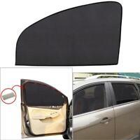 Magnetic Car Sun Shade UV Protection Curtain Car Window Sunshade (Front)