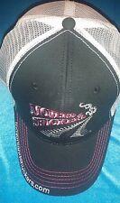 Farmer Trucker Hat Movers and Shuckers Curved Bill Strapback Cap Ohio