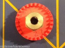 Parma #70147 1/8 axle 48 Pitch 27 Tooth Crown Slot Car Gears Mid America Raceway