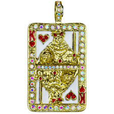 Kirks Folly KING OF HEARTS Magnetic Enhancer goldtone