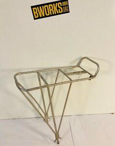 Jim Blackburn Rack Vintage Made In USA Bicycle Rear Carrier Alloy Pannier Rack