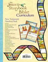 THE JESUS STORYBOOK BIBLE CURRICULUM - ZONDERVAN PUBLISHING HOUSE (COR) - NEW PA