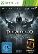 Diablo III: Reaper Of Souls -- Ultimate Evil Edition (Microsoft Xbox 360, 2014,…