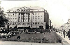 Croatia Zagreb Hotel Esplanade RPPC 04.46