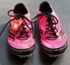 Saucony Track Shoes Velocity 4 Women's Size 7.5 Spikes