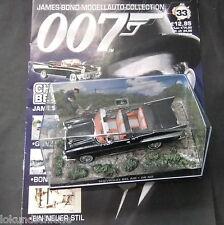 CHEVROLET Bel Air. 007 James Bond 1:43... DR NO #033
