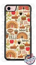 Thanksgiving Fall Harvest Phone Case Cover for iPhone 11 PRO Samsung LG Google
