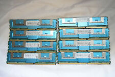16 GB (8) x 2 GB HP 398707-051 Smart PC2-5300F-555-10 Server Memory RAM DDR2 667