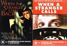 When a Stranger Calls 1979 Region 4 VGC DVD Postage