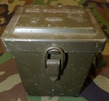 Vietnam War era US Army M81 60mm and 81mm Mortar Site Carrying Case
