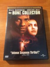 The Bone Collector (DVD) Denzel Washington, Angelina Jolie...211