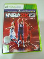 NBA 2K13 Jay Z Marc Gasol 2K SPORTS - Set Xbox 360 Ausgabe Spanien Pal - 3T