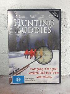 HUNTING BUDDIES - DVD - 2009 THRILLER  Brandon Van Vliet - ALL REGION - RARE !
