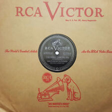 GENE KRUPA Cincinnati Dancing Pig/Swingin' Doors RCA VICTOR 20-3906 78RPM HEAR