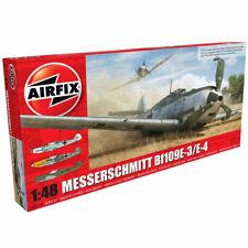 AIRFIX A05120B Messerschmitt Me109E-4/E-1 1:48 Aircraft Model Kit
