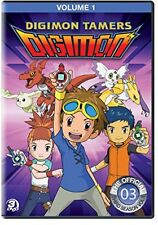 Digimon Tamers 1 - 3 DISC SET (2015, REGION 1 DVD New)