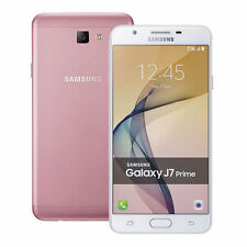 "Samsung Galaxy J7 Prime 2016 SM-G610F/DS Dual Sim (FACTORY UNLOCKED) 5.5"" 32GB"