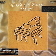 ♫ 33 T - NINA SIMONE AND PIANO ! - Edition Music On Vinyl 180 G ♫